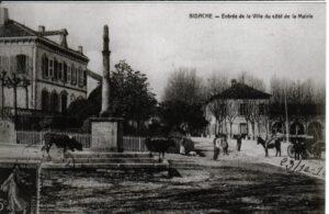 cartes postales jdp 2015_entrée du village1614601301148