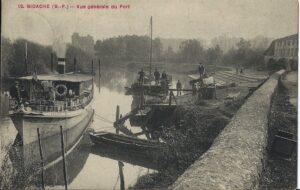 cartes postales jdp 2015_port Bidache départ Eclair1614601301150